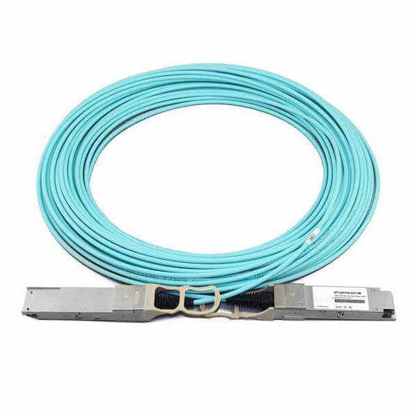 100Gbs QSFP28 Active Optical Cable